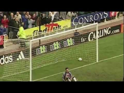 Best Ever Alan Shearer Premier League Goals :: HD