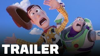 Toy Story 4 Teaser Trailer (2019) Tom Hanks, Tim Allen