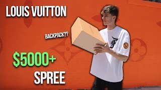 $5,000 Shopping Spree at Virgil Louis Vuitton Chicago Store!