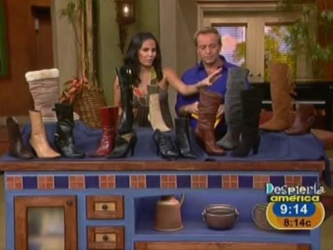 Las botas ideales para tu ropa