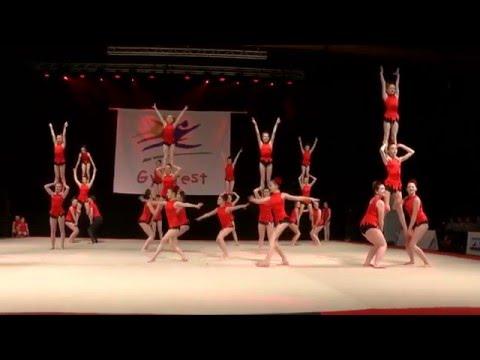 Gymfest 2016 - Linlithgow School of Gymnastics