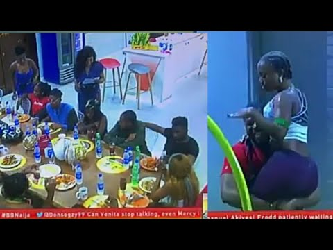 Tacha Cooks For All Housemates In Sexy Outfit - Frodd Pranks Esther On Her Birthday