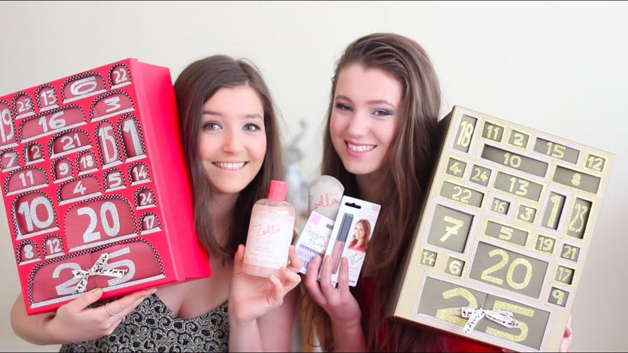 Diy Makeup Advent Calendar : Beauty advent calendar tutorial benefit inspired diy