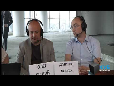 Олег Лисный и Дмитрий Левусь: путешествия по военной зоне. Prm.global. КУБ