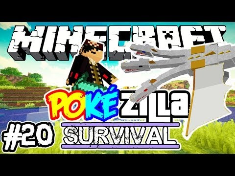 O REI! (Boss) - Pok éZilla Survival! - Minecraft #20