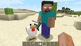 DON'T BE FRIENDS WITH HEROBRINE & NOTCH IN MINECRAFT PART 1