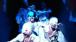 The Walking Dead maze highlights Halloween Horror Nights 2015 Universal Studios Hollywood