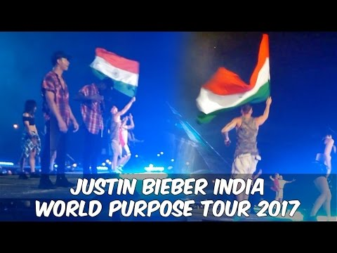 download lagu Justin Bieber In India 2017  Live Performance In gratis