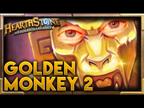 Hearthstone   Golden Monkey Moments 2