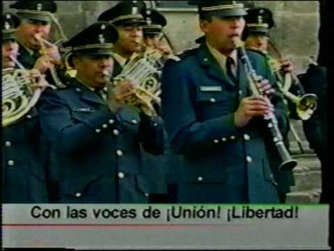 EST 121 -HIMNO NACIONAL MEXICANO, COMPLETO-, 2010..mpg