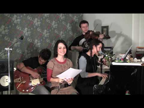 Nerina Pallot, Sandy Leah, Junior & Lucas Lima - 'Hallelujah' - I Don't Want To Go Out Sessions