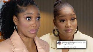 Keke Palmer Reacts To Her Viral Meme & Duet With Jennifer Lopez In 'Hustlers'