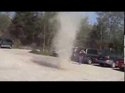 media huge dust devil in laredo tx july loop 20