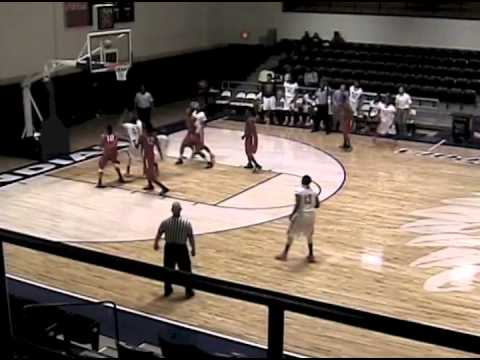 Wallace State Basketball at Chipola Classic vs South Georgia Technical College-Highlights (10.31.14)