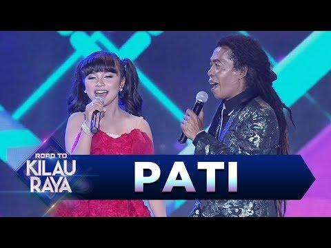 Penampilan Paling Keren! Tasya Rosmala feat Cak Sodiq [AKU CAH KERJO] - Road to Kilau Raya (204)