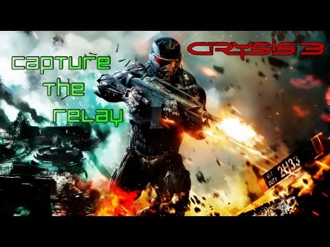 Crysis 3 - Capture the relay