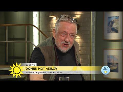 """GW om Martin Timellrättegången: """"Svårt att bevisa penetration"""" - Nyhetsmorgon (TV4)"""