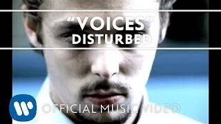 Клип Disturbed - Voices