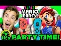 A NEW Way To RAGE! | Super Mario Party (Nintendo Switch)