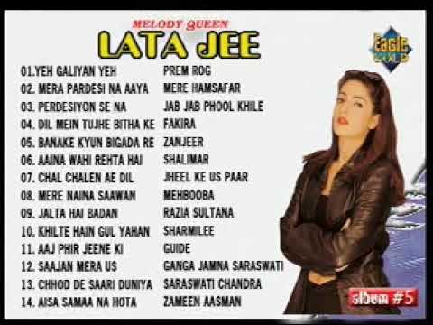 melody queen lata jee