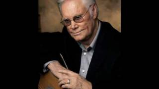 Watch George Jones What Am I Worth video