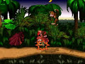 SNES Donkey Kong Country - Jungle Hijinks