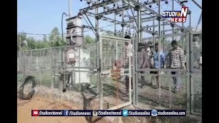 Extremist Tries To Explode Electric Substation In East Godavari