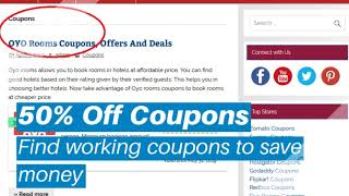 Free Stuff India - Find Free Samples, Coupons, Cashback Offers and Deals