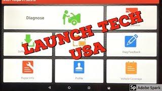 LAUNCH Tech USA X431 Torque An Awesome Scan Tool
