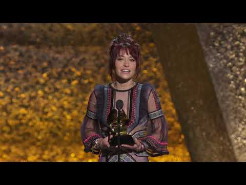 Lauren Daigle Wins Best Contemporary Christian Music Album | 2019 GRAMMYs Acceptance Speech