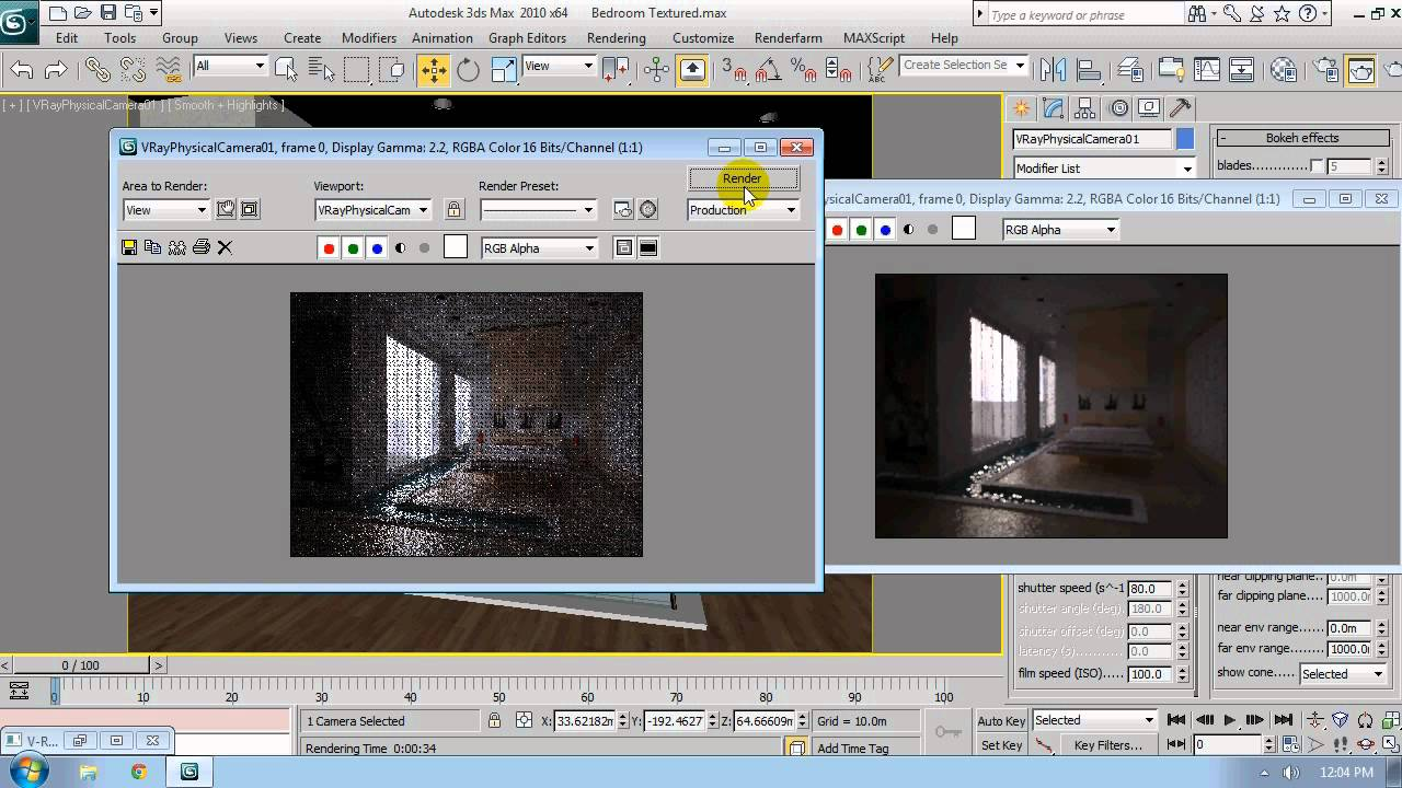 3ds Max Vray Render Settings 3ds Max Vray Rendering 9
