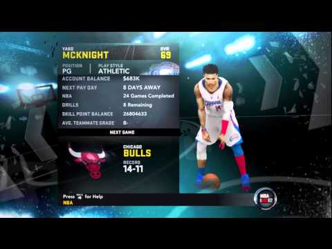 [TuT] How To Mod Nba 2k12 My Player 99 Overall