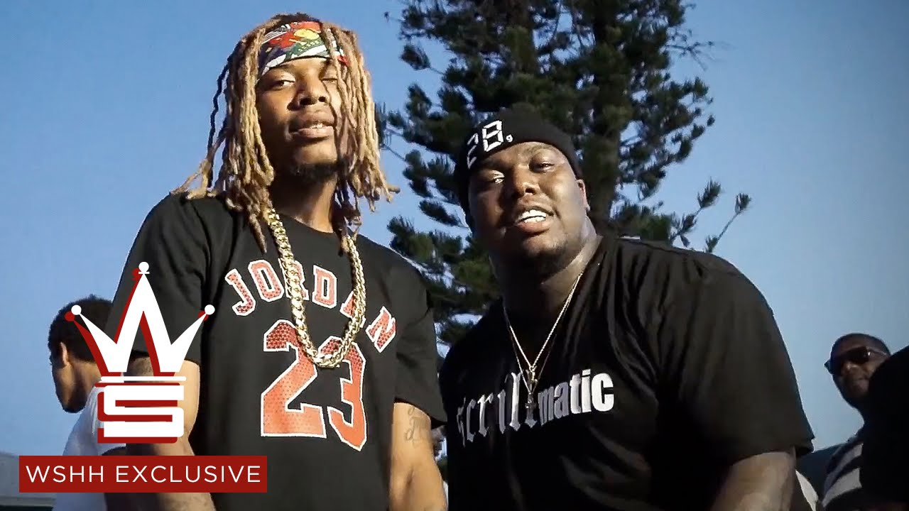 Scrilla (MMG) Feat. Fetty Wap - Money Kan't Buy Everything