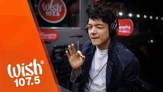 "Jericho Rosales performs ""Pusong Ligaw"" LIVE on Wish 107.5 Bus"