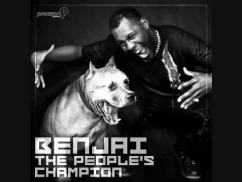 Benjai - Peoples Champion (2012 Soca)