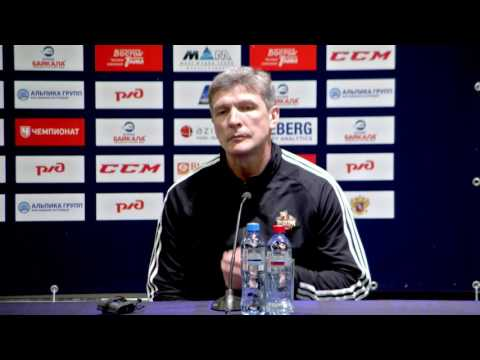 Сочи - Куньлунь Ред Стар: пресс-конференция / Sochi - Kunlun Red Star: press conference