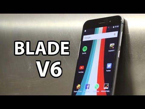 VIDEO: ZTE BLADE V6, EL CLON DEL IPHONE DE CALIDAD - REVIEW EN ESPAÑOL