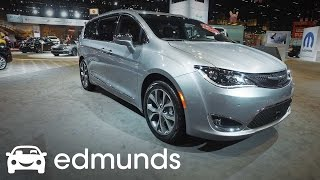 2017 Chrysler Pacifica Expert Rundown Review | Edmunds