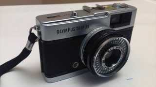 Olympus Trip 35 Review and Sample Images