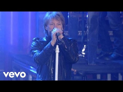 Bon Jovi  Its My Life