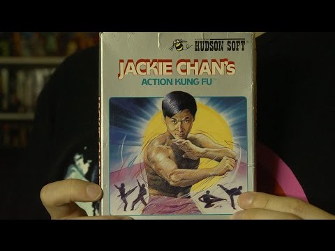 Jackie Chan's Action Kung Fu (NES) James & Mike Mondays