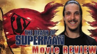 The Death of Superman (2018) - Movie REVIEW
