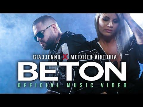 GIAJJENNO x METZKER VIKTÓRIA - BETON | OFFICIAL MUSIC VIDEO |