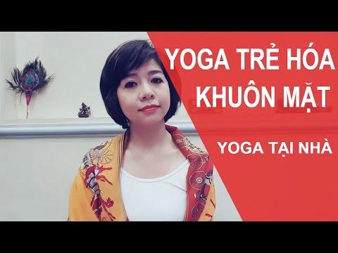 Yoga Face - Yoga Chữa Bệnh Cho đôi Mắt Sáng Khỏe Và đẹp  (Yoga Helps Healthy And Beautiful Eyes)