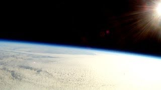 BEAR-9 High Altitude Balloon Flight with a 4x5 camera #1