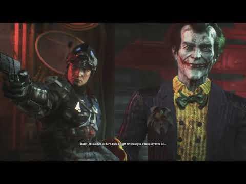Xbox One Longplay [075] Batman Arkham Knight (part 2 of 3)