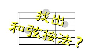 葉宇峻彈吉他#79 找出和弦按法? Diatonic Triads/Chord Theory Tutorial