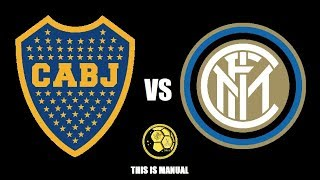 PES 2019 - Boca Juniors vs Inter - Second Cup - Quarti di Finale