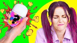 5 DIY Weird Ways To Prank Your Friends/ Funny SCHOOL PRANKS!