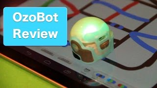 OzoBot Review, The Robot Game-Piece With a Brain